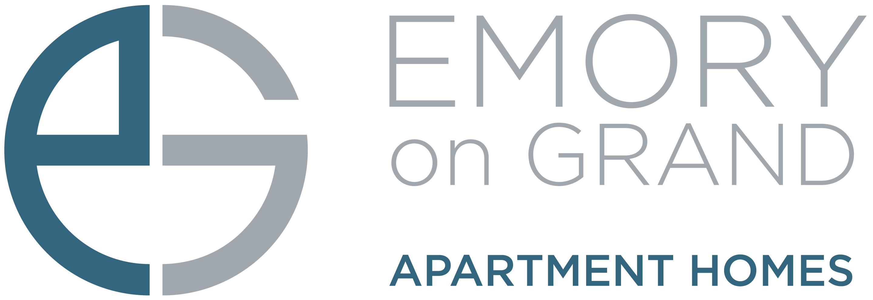 Emory on Grand Logo